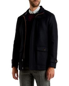 Ted Baker Bartley Wool pocket coat