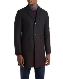 Ted Baker Gains Wool ombré overcoat