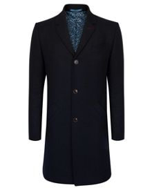 Gains Wool ombré overcoat