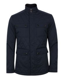Ted Baker Dreavyn four pocket quilted jacket