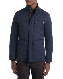 Dreavyn four pocket quilted jacket