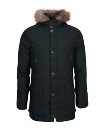 Geddes Hooded parka