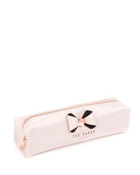 Ted Baker Aker Bow detail pencil case
