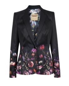 Timila Shadow Floral printed jacket