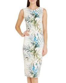 Loua Twilight Floral Midi Dress