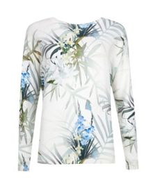 Nayda Twighlight Floral sweater