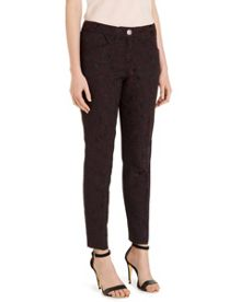Ted Baker Guent Floral jacquard suit trousers