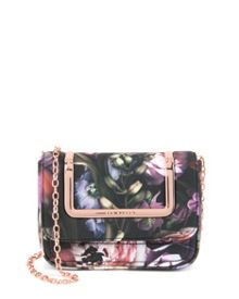 Ted Baker Sefina Shadow Floral clutch bag