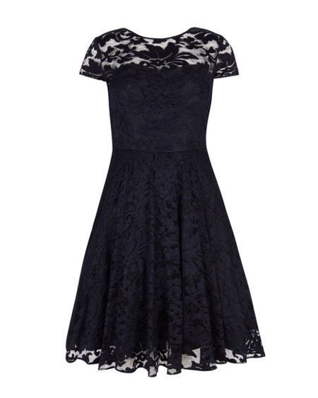 Ted Baker Caree Floral lace dress