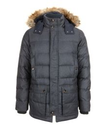 Ted Baker Denio Quilted parka coat