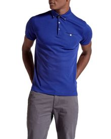 Ted Baker Tempist Jersey Polo Shirt