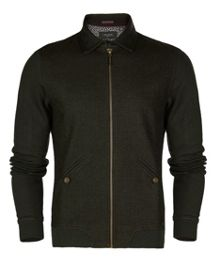 Pypa collared jersey jacket
