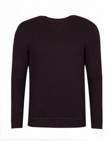 Deabloe Quilted jumper