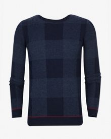 Ted Baker Lowgan Checked jumper