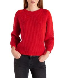 Odeda Ribbed wool jumper