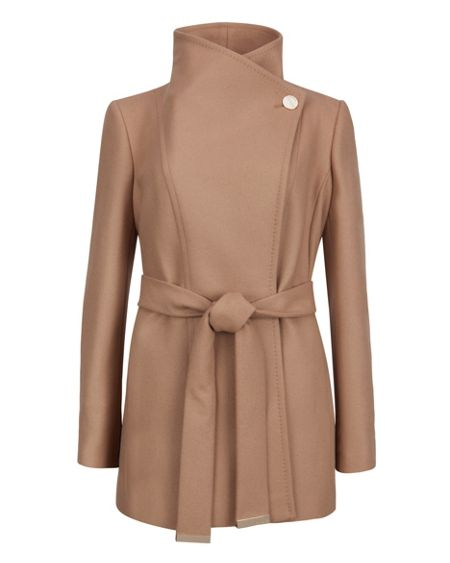 Ted Baker Paria Short Wrap Coat