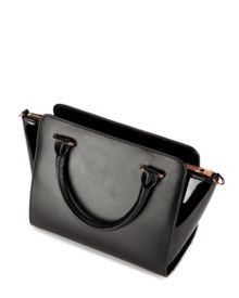 Paiton Loop bow leather tote bag