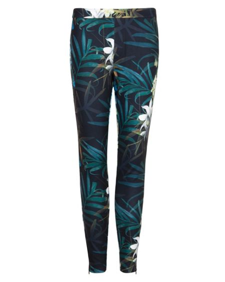 Ted Baker Thirza Twilight Floral leggings