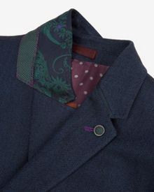 Ted Baker Tyller herringbone suit jacket