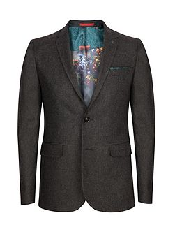 Men's Ted Baker Edeson Micro design wool suit
