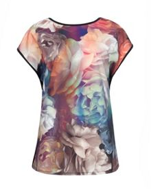 Rihanna Technicolour Bloom T-shirt