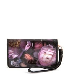 Krista Shadow Floral phone sleeve