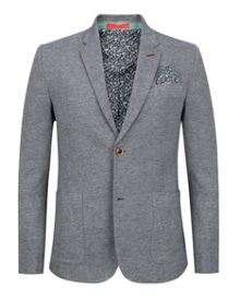 Treeper Button Blazer