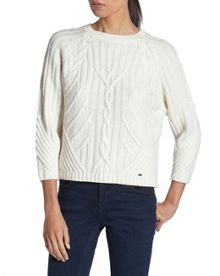 Harlea Cable knit jumper