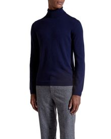 Ted Baker Rinko Wool and Cashmere-blend roll neck