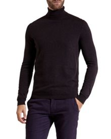 Rinko Wool and Cashmere-blend roll neck