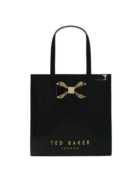Ted Baker Glicon Large bow trim shopper bag