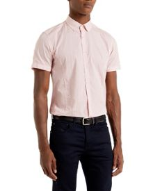 Ted Baker Paletwo Pattern Short Sleeve Shirt