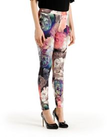 Aniela Technicolour Bloom leggings