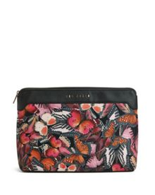 Galio Large Butterfly Cluster wash bag
