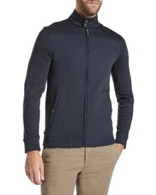 Ted Baker Lapin Quilted Funnel Neck Jacket