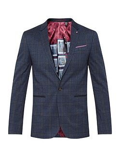 Lavista checked blazer
