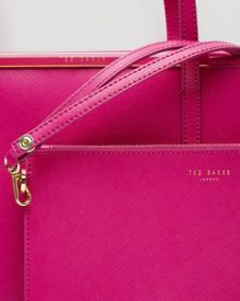 Ted Baker Ammber Small leather shopper bag