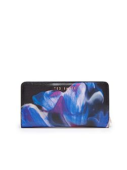 Celese Cosmic Bloom Leather Purse