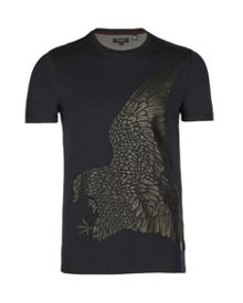 Melikan Bird Graphic T-Shirt