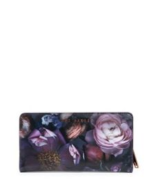 Freeyia Shadow Floral leather matinee