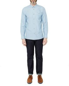 Gomyway Texture Cotton Shirt