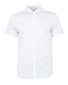 Ted Baker Manoman Floral Print Cotton Shirt