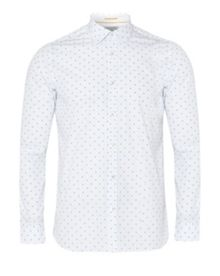 Ted Baker Belgym fill coupe shirt