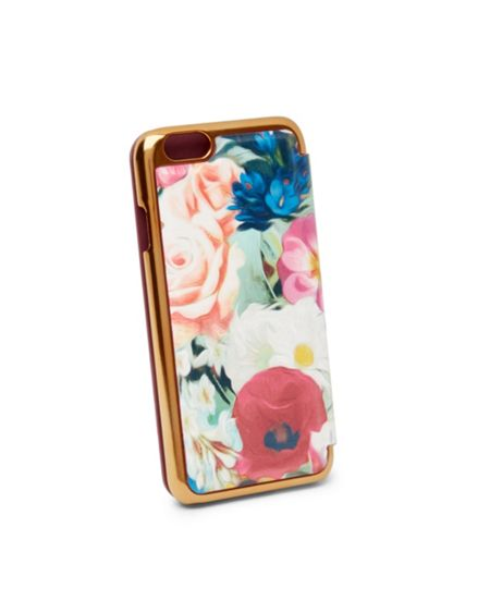 Ted Baker Clarris Floral Swirl iPhone 6 case