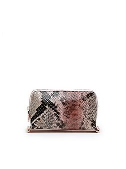 Ted Baker Juro Exotic front wash bag