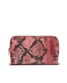Ted Baker Abril Exotic front medium wash bag