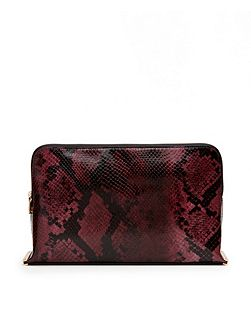 Ted Baker Orsino Exotic front large wash bag