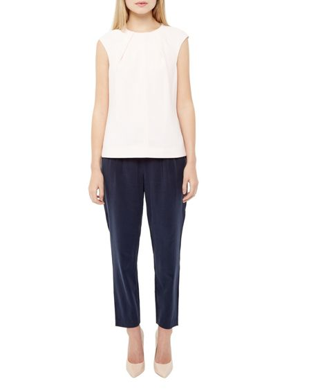 Ted Baker Carisai High waisted trousers