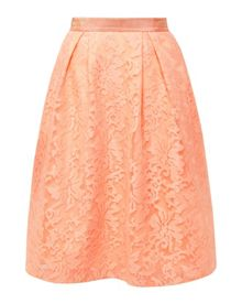 Ted Baker Lace Mesh Full Skirt