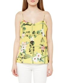 Ted Baker Cynaria Scalloped Edge Cami